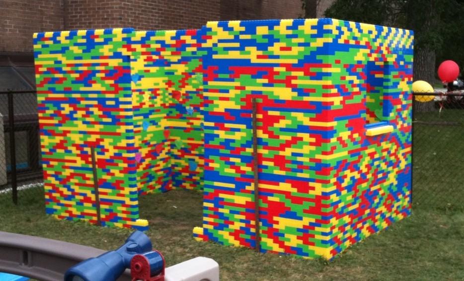 Mega Bloks Sukkah