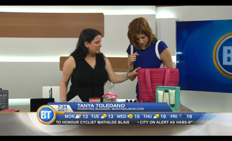 Tanya Toledano & Joanne Vrakas on Breakfast Television