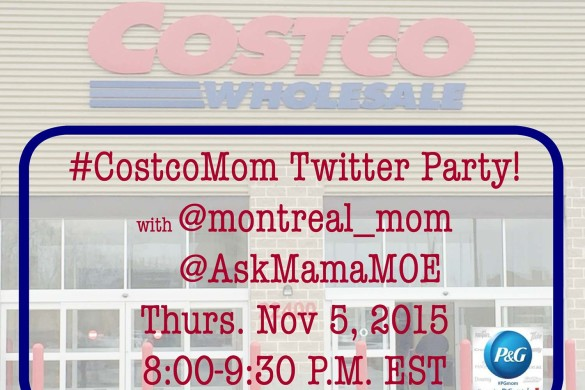 #CostcoMom Twitter Party