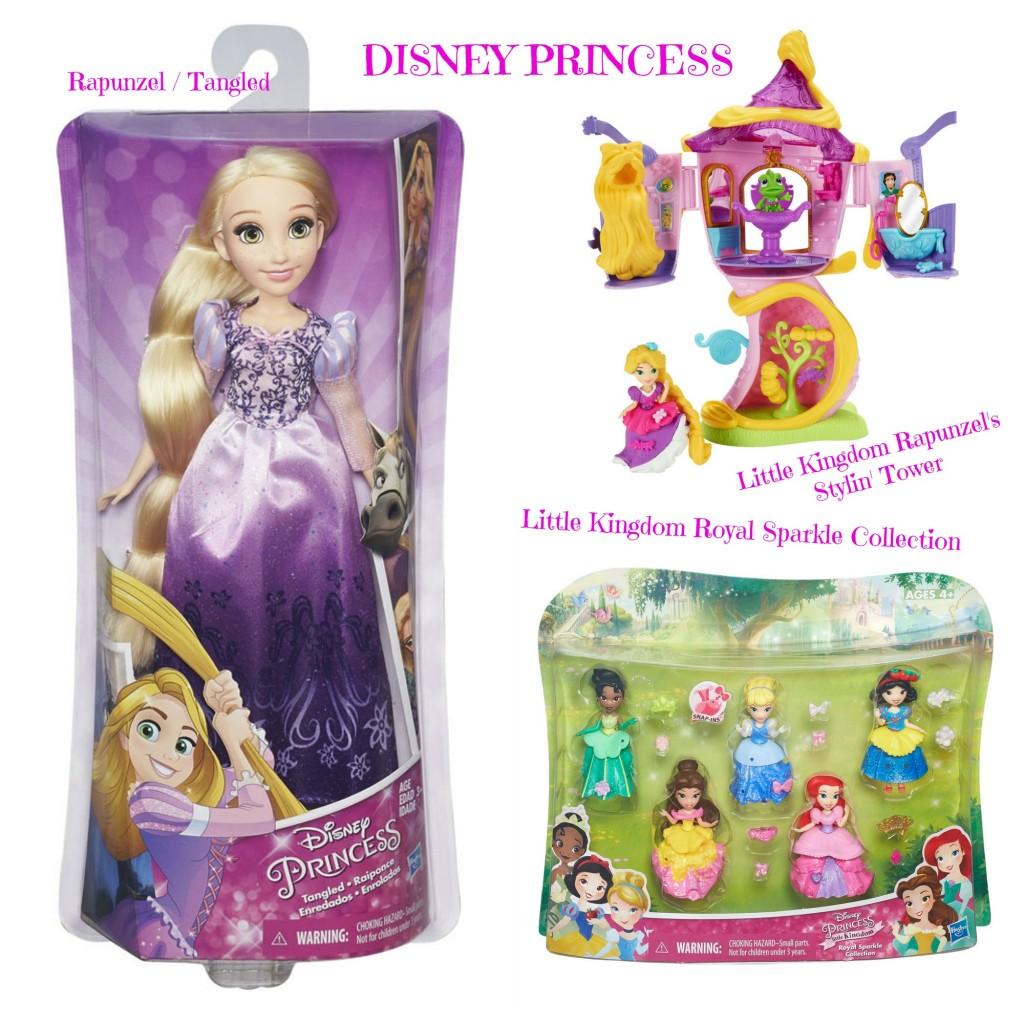 PicMDIsney Princess Collage