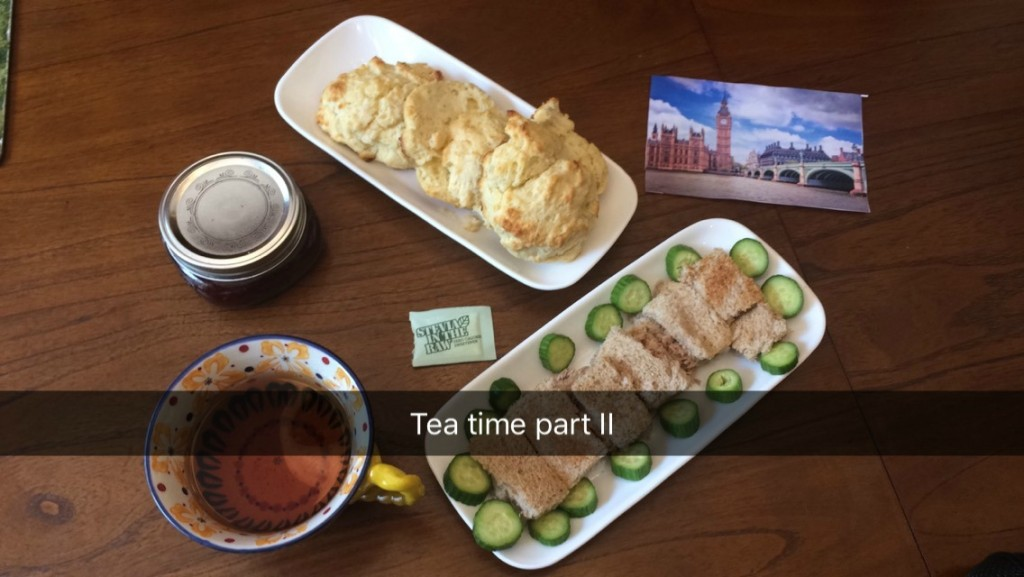 Tea Time Part II