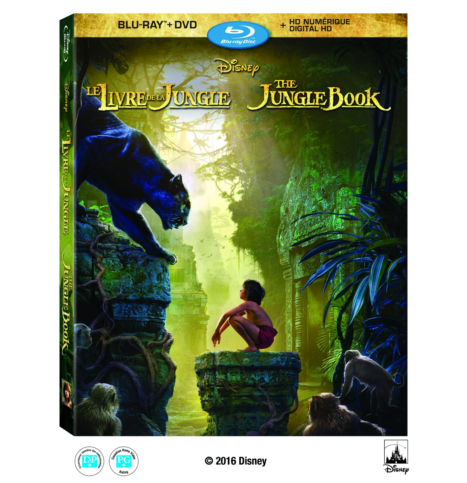 reviews on the jungle book movie