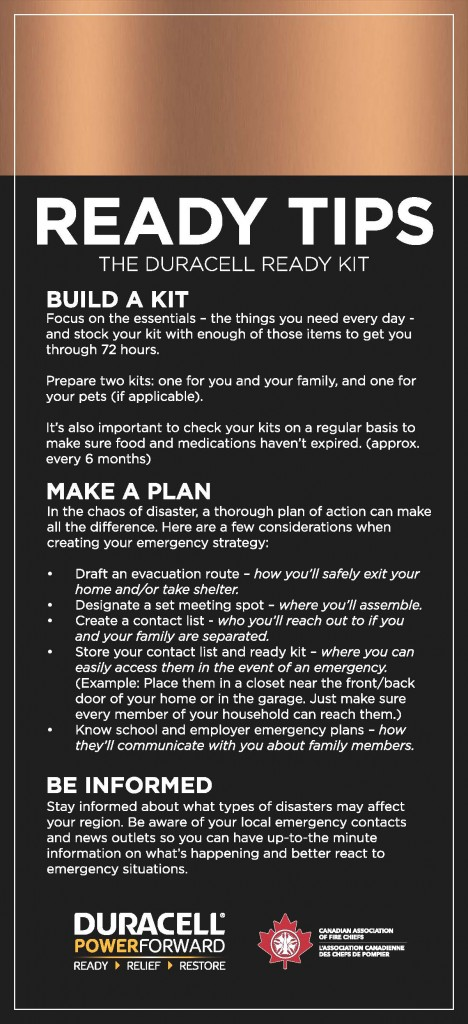 Emergency Preparedness Checklist_The Duracell Ready Kit_Page_2