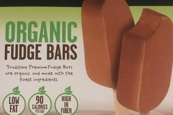 Traditions Organic Fudge Bars
