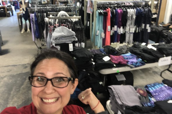 OMG Prices on Yoga Wear at NH Inc